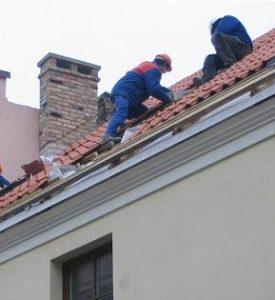 changer tuile toit Briis-sous-Forges