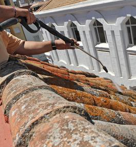 prix traitement hydrofuge de toiture Angerville